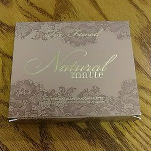 TOO FACED NATURAL MATTE NEUTRAL MATTE EYESHADOW PA